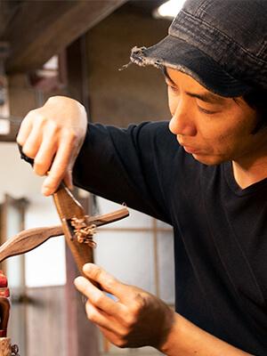 木工作家坂本祐樹