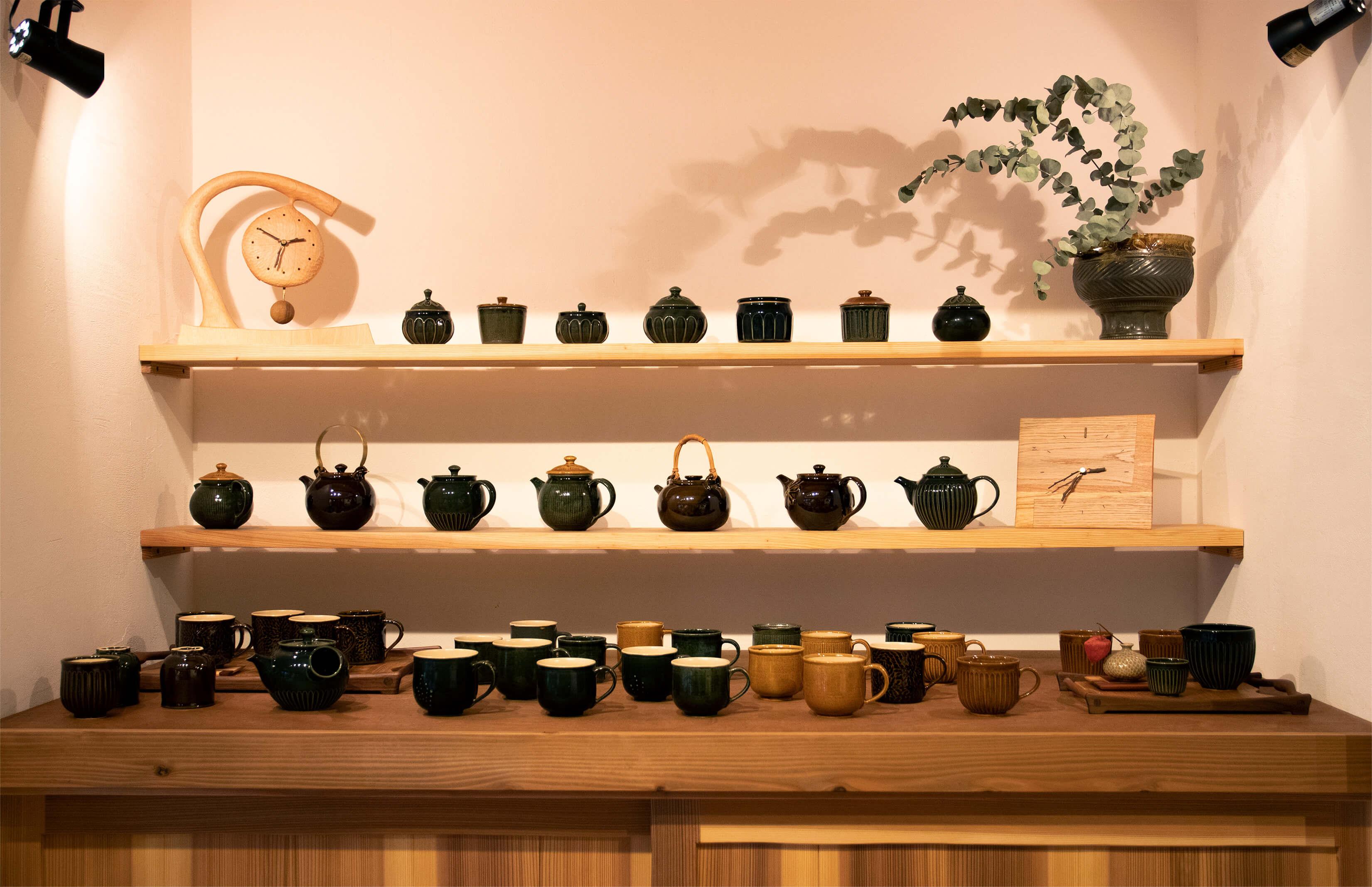 陶器作品イメージ