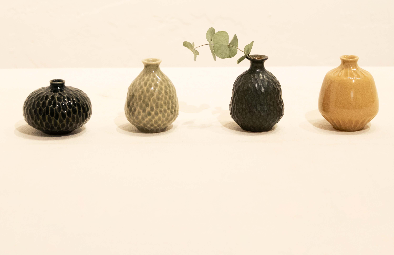 陶芸作品の写真